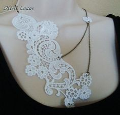 Lace Jewelry – Olini Bridal