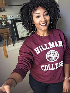 A Different World - Hillman College