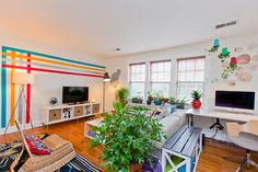 Check out this awesome listing on Airbnb: Airy & Bohemian on Belmont Blvd #3 in Nashville