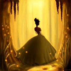 Tiana stands alone as a Disney Princess: she's bolder, wiser, and more assertive than the rest. 24 Reasons Tiana Is The Most Underrated Disney Princess Disney Pixar, Walt Disney, Disney Amor, Gif Disney, Disney Films, Disney And Dreamworks, Disney Magic, Tiana Disney, Disney Princesses