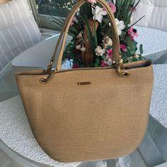 Eric Javitz bag NWOT Gorgeous! Lightweight. Multiple compartments. Two straps. Stunning matte gold hardware. Eric Javitz Bags Shoulder Bags