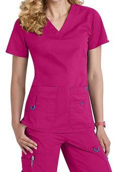 You'll love the Med Couture Rescue Utility Scrub Tops from Scrubs & Beyond. Enjoy free shipping on orders of $125 or more and our 110% price match guarantee. Shop now!