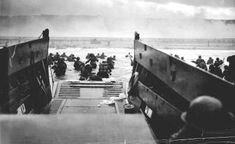 JUNE 6, 1944: D-Day. In the invasion of France, 150,000 Allied troops landed on the beaches of Normandy.  9,000 troops were killed or wounded in the assault   image: Normandy Beach
