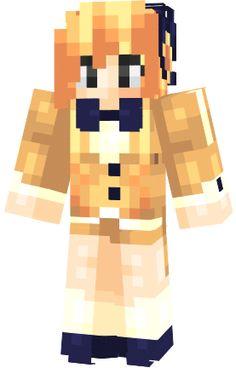 Best Girls Skins Images On Pinterest Minecraft Girl Skins - Skins para minecraft pe de fnaf