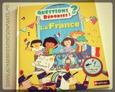 Livre jeunesse - Questions Réponses - La France - Editions Nathan