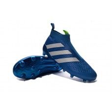 Amazing Adidas Kids ACE Purecontrol FG/AG Soccer Cleats - Shock Blue/Solar Slime/White on sale at our store, It's cheap online, Fast shipping and big discount for you, hurry up to buy! Adidas Soccer Boots, Soccer Shoes, White Football Boots, Kids Soccer Cleats, Shocking Blue, Adidas Kids, Hot, Boy Or Girl, Slime