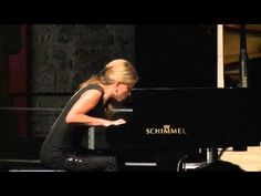 C. Debussy, Reverie; Sofia Vasheruk - YouTube