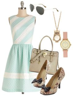 Vintage Summer Accessories and Shoes!