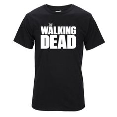 "The Walking Dead ""Print"" T-Shirt"