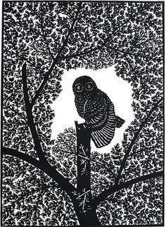 Handmade Paper Cut Silhouettes Papercutting OWL without Frame Paper Birds, 3d Paper, Paper Crafts, Paper Cutting, Camera Clip Art, Laser Art, Paper Animals, Paper Artwork, Decoupage Paper