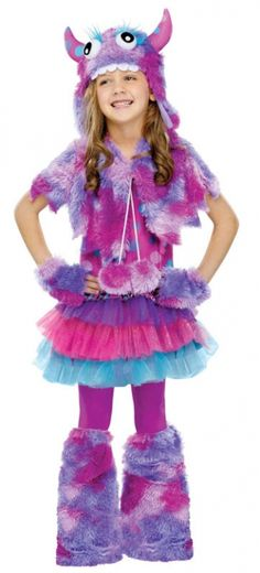 polka dot monster costume kids costumes