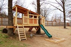 Rekhi Family Treehouse  #treehouse #kids