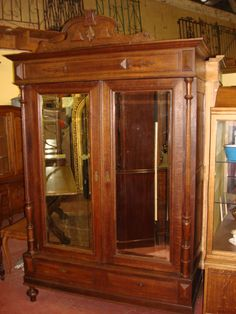 french antique hand carved armoire. Carved French Antique Armoire Wardrobe Cabinet Hand R