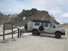 New Sportsmobile - Expedition Portal Mercedes Camper Van, 4x4 Camper Van, 4x4 Van, Off Road Camping, Truck Camping, Ambulance, Lifted Van, 6x6 Truck, Expedition Vehicle
