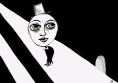 """On the go"", 2012, Katarzyna Blacha ART"