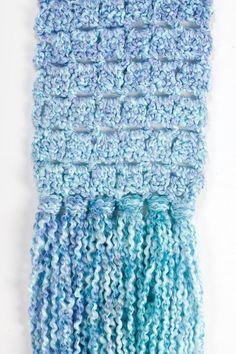 Crochet - basket stitch pattern