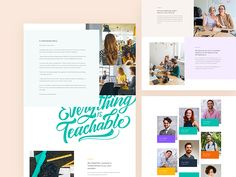 Teachable - About us by Filip Justić