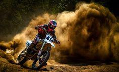 id love to dirt bike race...someday