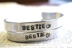 Show your bestie some serious love with these adorable best friend jewelry pieces.  Read More