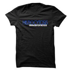 Histiocytosis Awareness Tee