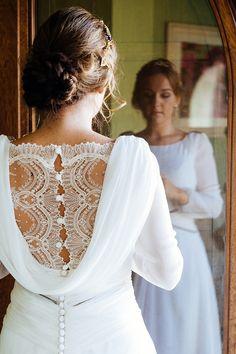 Modest Wedding, Elegant Wedding, Wedding Gowns, Bridal Dresses, Bridesmaid Dresses, Lovely Dresses, Wedding Styles, Designer Dresses, Lace Dress