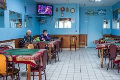 roubinoff-photographies:  Turkish Bar at eight La Madeleine à Evreux Normandy