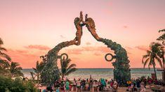 O que fazer em Playa del Carmen - Riviera Maia e Cancun, México Cancun Mexico, Cozumel, Resort Em Cancun, Resort All Inclusive, Riviera Maya, Beach Club, Tulum, Statue Of Liberty, Travel