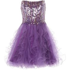 ANOUSHKA G Short embellished prom dress and other apparel, accessories and trends. Browse and shop related looks.