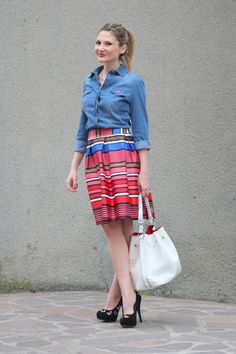 Bucket bag – Fashion blogger OOTD and Fashion Trend