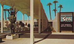 Palm Springs Spa - 1960s
