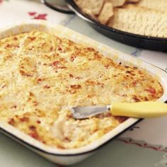 Sun-dried Tomato Dip - hands down my FAVORITE party dip of all time! Beyond delicious.