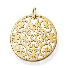 pendentif ornement – Pendentifs – Sterling Silver – THOMAS SABO