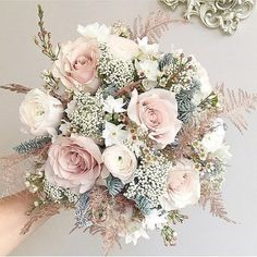 Hottest 7 Spring Wedding Flowers to Rock Your Big Day---elegant bridal wedding bouquets with peonies and roses, spring wedding flowers, diy wedding bouquet on a budget flowers bouquet Hottest 7 Spring Wedding Flowers to Rock Your Big Day Spring Wedding Bouquets, Diy Wedding Bouquet, Spring Bouquet, Bride Bouquets, Spring Weddings, Vintage Bridal Bouquet, Vintage Wedding Flowers, Vintage Weddings, Floral Dress Wedding