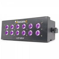 BeamZLCP-12UV UV Strobe 12x 3W LEDs