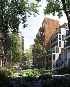 Oostenburg - Ronen Bekerman - 3D Architectural Visualization & Rendering BlogOostenburg - Ronen Bekerman - 3D Architectural Visualization & Rendering Blog