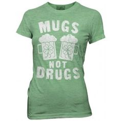 My St. Paddy's day tee!