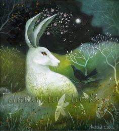 """""""Jade and Moss"""" by Amanda Clark https://www.facebook.com/artamandaclark?fref=nf (01/12/15)"""