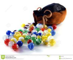 Marble Bag Stock Photos - Image: 540313