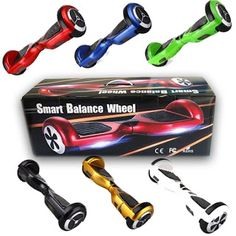 US $279.99 NEW Smart Mini Self Balancing Electric Unicycle Scooter Smart balance 2 Wheel -Black blue green red gold and white