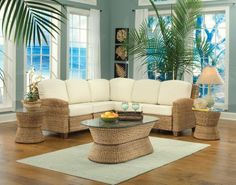 Cabana Banana L-Shape Sectional Sofa Set in Honey - Home Styles - 5401-62-SET-1 by Home Styles. $3512.00. This product is not recommended to be put outside where it will be exposed to the elements of rain, snow, or bad weather. It will be ok to place outside if you have a covered patio. If you need something that can be placed outside in the elements, please choose one of our many other items in our patio section. Includes: 1 x Cabana Banana L-Shape Sectional Sofa in ...