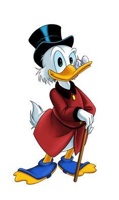 Scrooge McDuck - Good Guys Collab by Phantom-Akiko.deviantart.com on @deviantART
