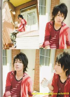 Sanjana Kapoor uploaded this image to 'Sato Takeru'.  See the album on Photobucket.