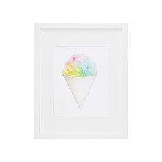 Look what I found at UncommonGoods: Snowcone for EUR 46.64 - 102.02