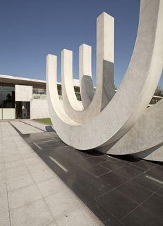 Gallery - Synagogue and Community Center C.I.S. / JBA + Gabriel Bendersky + Richard von Moltke - 8