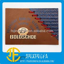 Customized matel tags PU Patch With Braiding For Jeans Leather Label, Garra, Printing Labels, Label Design, Club Dresses, Patches, Tags, Prints, Editorial