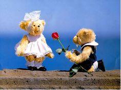 20 Valentines Smart Looking Teddy Bear Wallpapers Happy Marriage Anniversary Wedding Photo Wallpaper