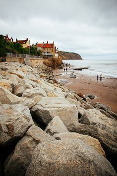 Robin Hood's Bay is a small fishing village and a bay located on the coast of…