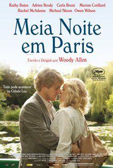 Meia Noite em Paris, Woody Allen