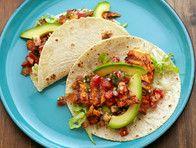 Fish Tacos with Habanero Salsa