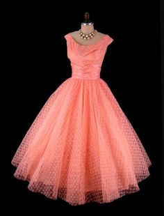 Vintage dress from my hard-drive, not sure what site it's from......maybe ebay